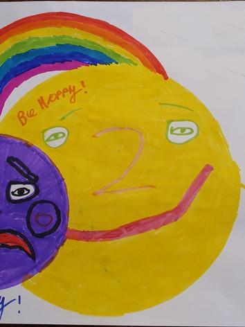 Be Happy Emoji Ashley Halloween-Wadsworth