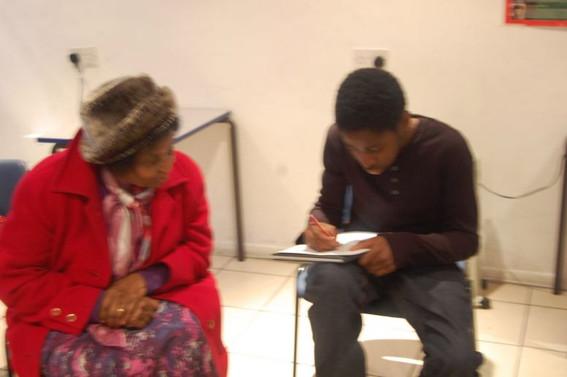 WAPPY Member with Pioneer, Lynne Burke,