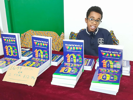 Book Launch for the Wonderful World of WAPPY