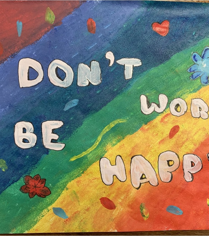 Dont Worry Be Happy Aniyah Thompson