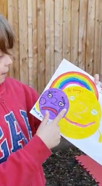 Ashley Halloween-Wadsworth's Video Drawing