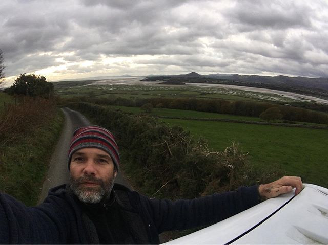 Llandecwyn, back home in North Wales 🏴?