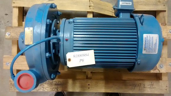 10-20121 LC End Suction Pump 2x2.5x12