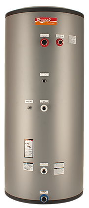 STORAGE WATER HEATER, INDIRECT FIRED, STAINLESS STEEL