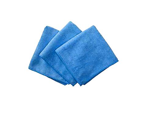 3 Microfibers Cloths