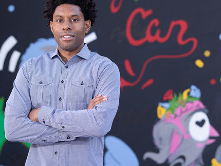 Former NBA player C.J. Watson releases his second children's book