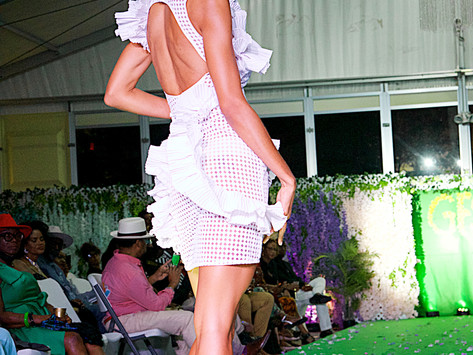 NY Fashion Week: Guyana Showcase 2021