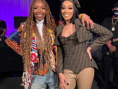 Brandy vs Monica: Two R&B Sisters Battle It Out in Another Verzuz Episode.