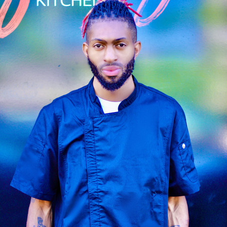 New Jersey's Best Restaurant CEO By Black Restaurant Week Chef Glaze On His Rise to Success