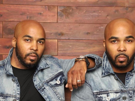 "Break-out stars Antoine & Spencer Holmes of BET's ""Family Business"" stops by LWL Magazine"