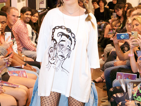 Leading with Lee Covers the EVAC Art and Fashion Showcase