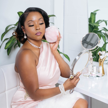 Beauty Maven Tie Cooper connects purpose with beauty with her new line Beau Tie Cosmetics