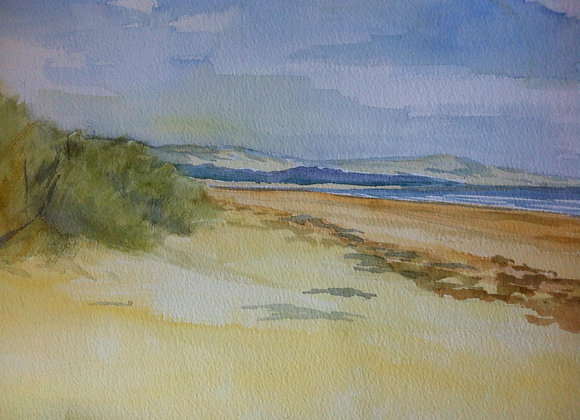 West Beach, St Andrew's - Signed Limited Edition Framed Print