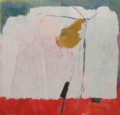 2012 71x74cm acrylic on korean paper, 2011