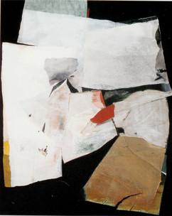 1999 Yearning II 162.2x130.3cm, acrylic on canvas,  1999