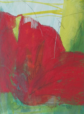 2011 30.5x40, acrylic on canvas, 2011