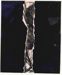 1995 67x55 acrylic on canvas 1995