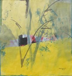 2012 71x74cm, acrylic on korean paper, 2012