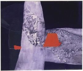 1998 53x45 acrylic sur papier 1998