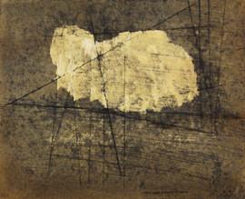 2014 38x47cm, Ink on korean paper, 2014