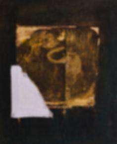 2018-3, 38x47cm, Acrylic on Korean Paper