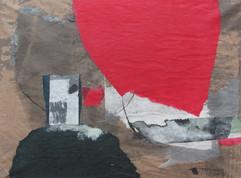 2012 30.5x40,Papier collage, 2012