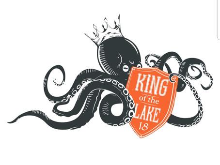 KING OF THE LAKE 2018 les 22 et 23 septembre sur la plage de Portalban.