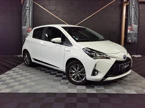 Toyota Yaris III 100h Dynamic Hybrid