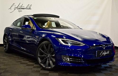 TESLA Model S 90D  Dual Motors