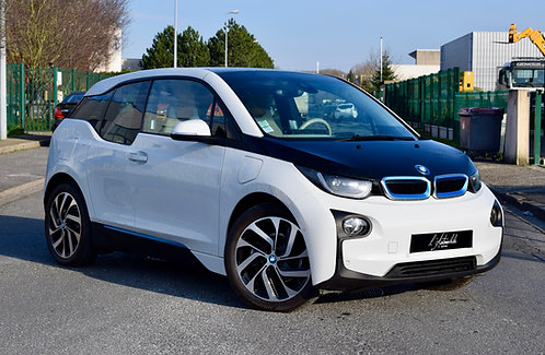 BMW i3 Urban Life Lodge REX
