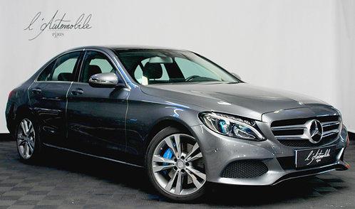 Mercedes classe C350e-Hybrid