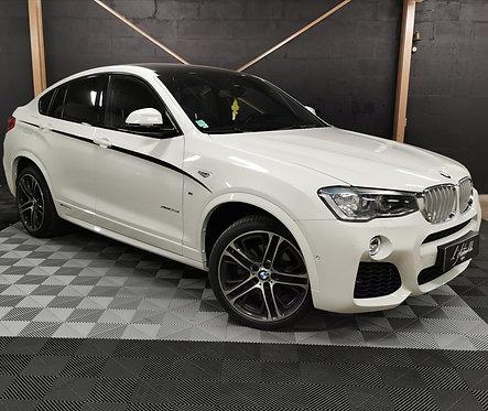 BMW X4 Xdrive 35d Pack M Sport
