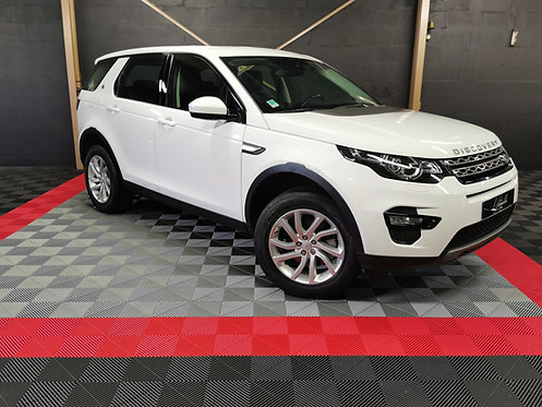 LAND-ROVER DISCOVERY SPORT 2.0 TD4 150ch SE AWD BVA Mark III