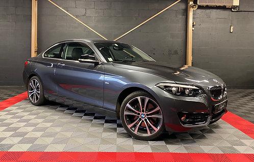 BMW SERIE 2 230IA 230IA COUPE SPORT