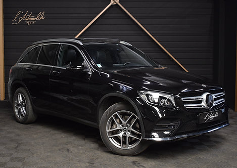 Mercedes GLC 250D 9G-Tronic 4 MATIC FASCINATION AMG DESIGNO