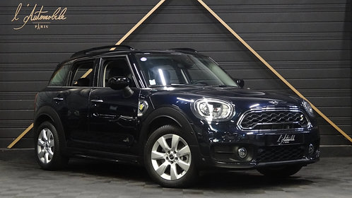 Mini Countryman hybrid rechargeable