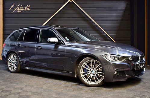 BMW SERIE 330DA F31 SPORT M PACK PERFORMANCE 286CH