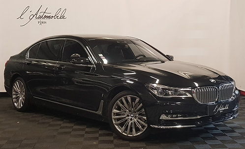 BMW Série 7 40 LE (G12) XDrive IPERF 326 Exclusiv