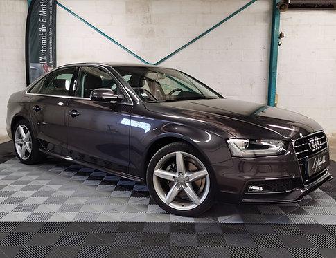 Audi A4 2.0 150 DPF Advanced Multitronic S-Line