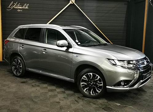 Mitsubishi Outlander PHEV 4WD rechargeable Instyle 5 places