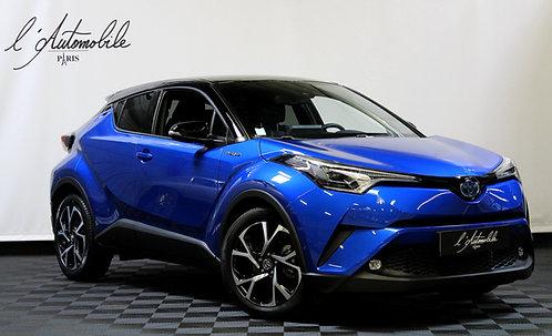 Toyota C-HR Hybrid Graphic Techno