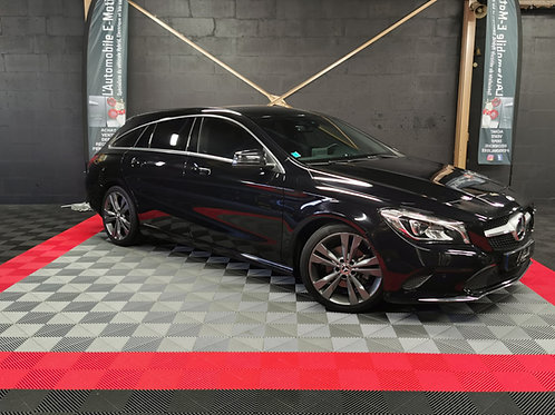 Mercedes CLA Shooting Break Sensation 220d