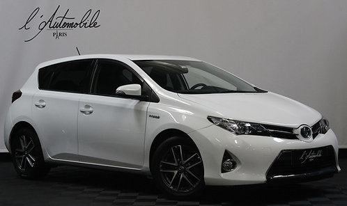 Toyota Auris Hybrid Feel