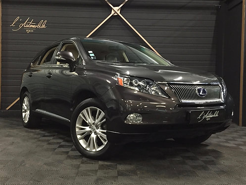 Lexus rx3 450h pack luxe