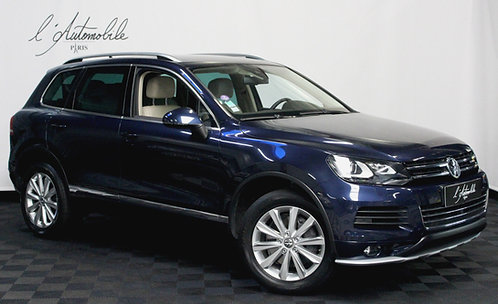 Volkswagen Touareg Hybrid Carat