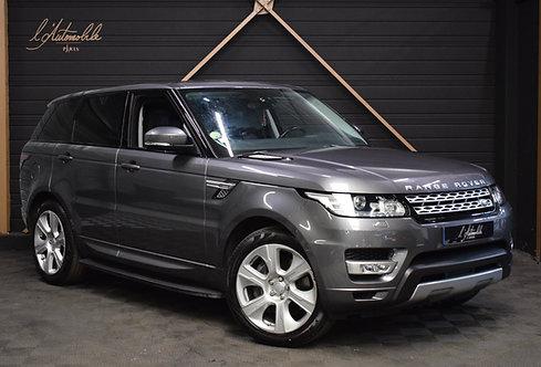 Land Rover Range Rover sport hybrid hse
