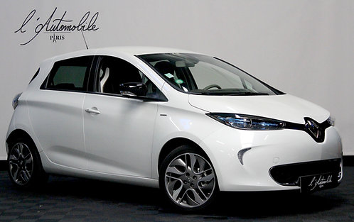 Renault ZOE Q90 Edition One