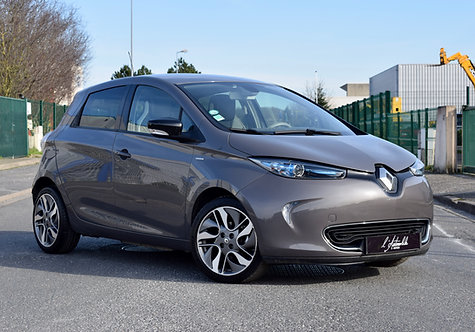 Renault Zoe Edition one charge rapide