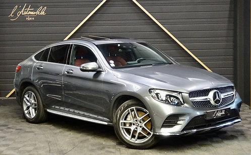 Mercedes glc coupe 350e fascination 4matic