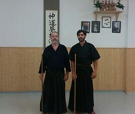 Con Vicente Borondo